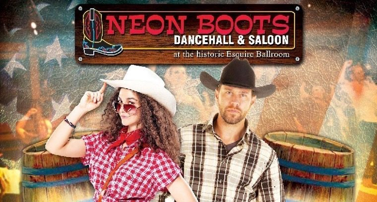 Country & Western Dance Party