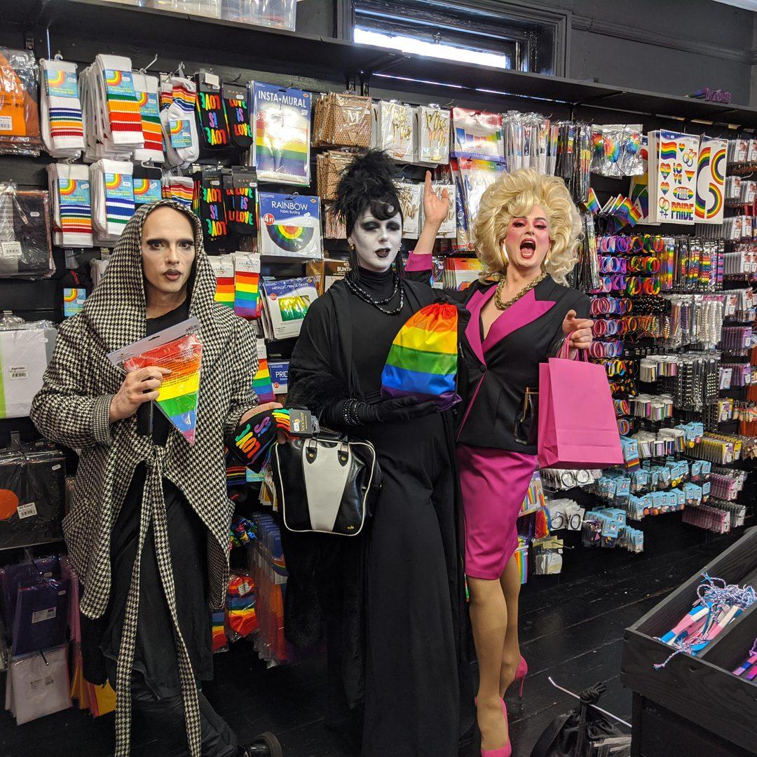 Gay Pride Shop