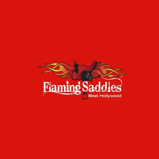 Flaming Saddles
