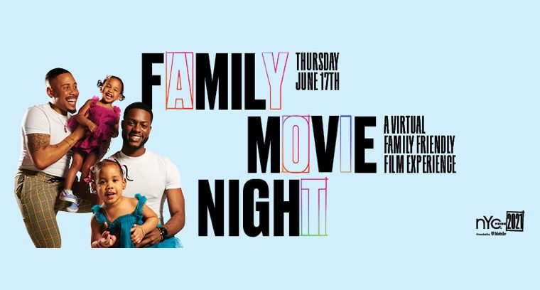 Family Movie Night (NYC Pride)