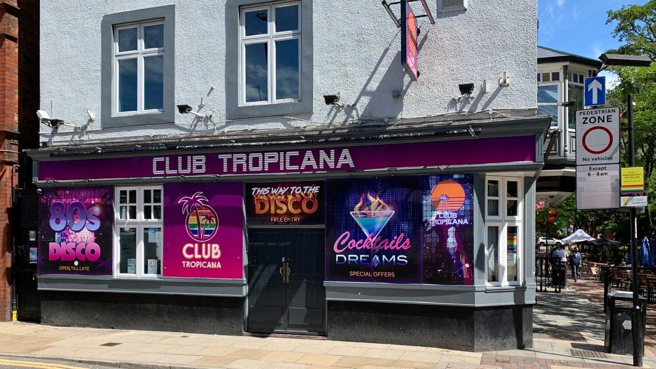 Club Tropicana