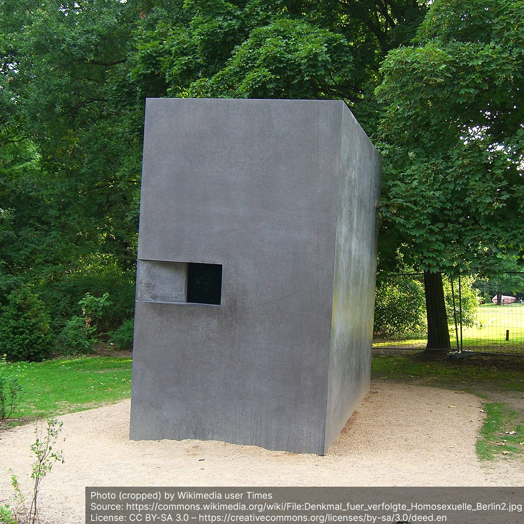 Memorial to Homosexuals