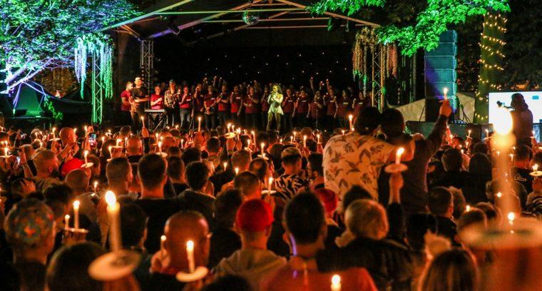 The Candlelit Vigil